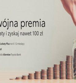 Nawet 100 zł premii za założenie lokat.