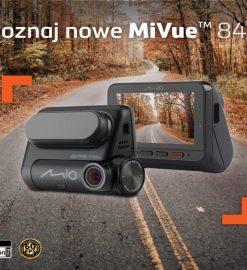 Mio MiVue 846 z dwoma trybami parkingowymi i nagrywaniem