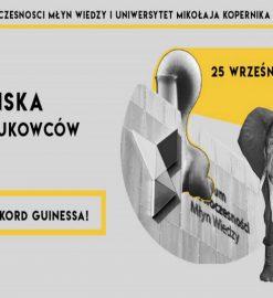 Centrum Nowoczesności Młyn Wiedzy w Toruniu