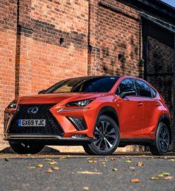 Nowy Lexus NX przyłapany w trakcie testów. Debiut jeszcze w tym roku?