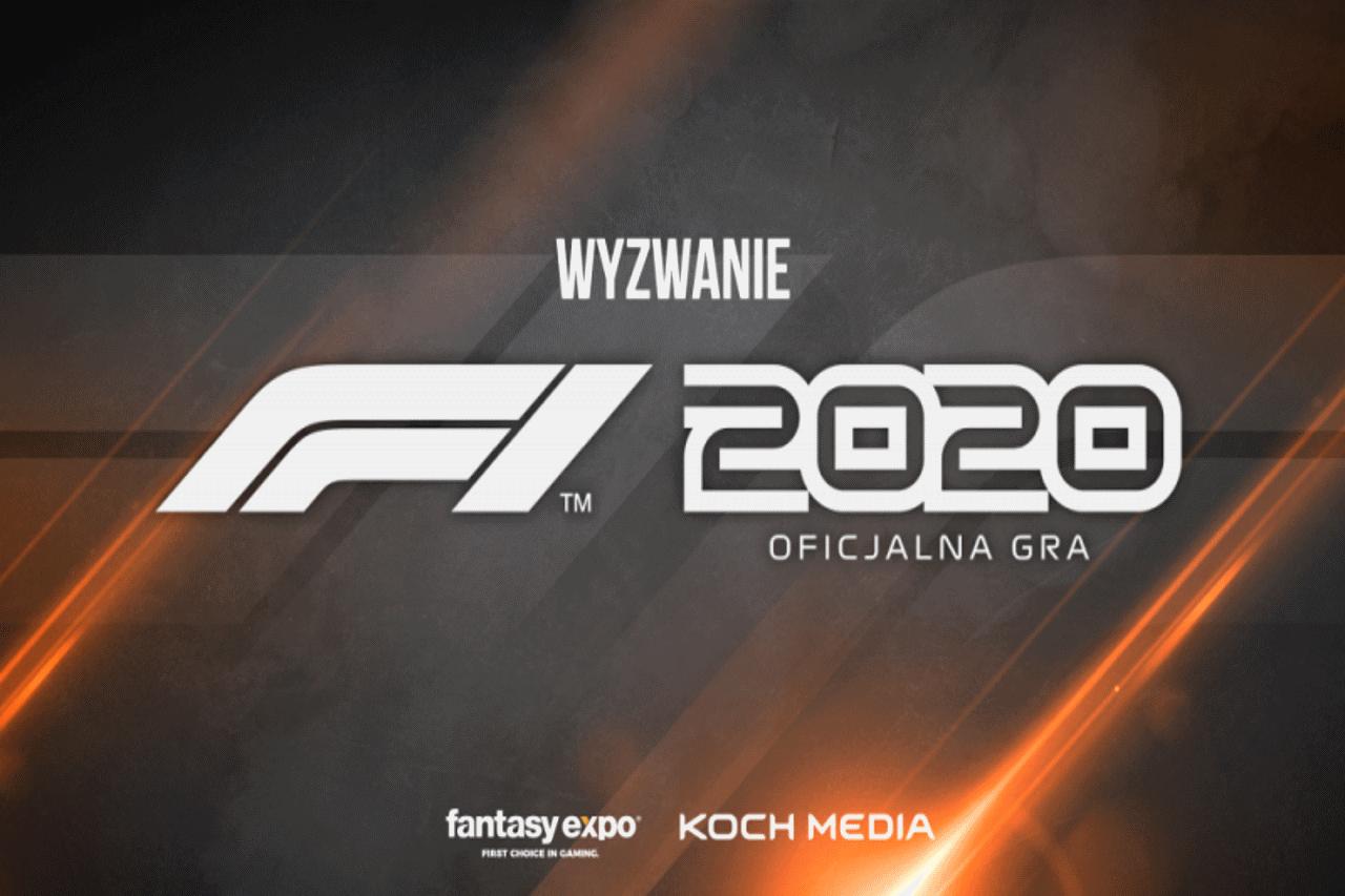 wyzwanie f1 2020