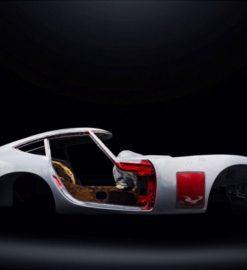 Jaką zagadkę kryje klasyczne coupe 2000GT remontowane przez Toyotę